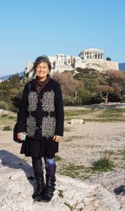 Catherine Faherty @ Acropolis